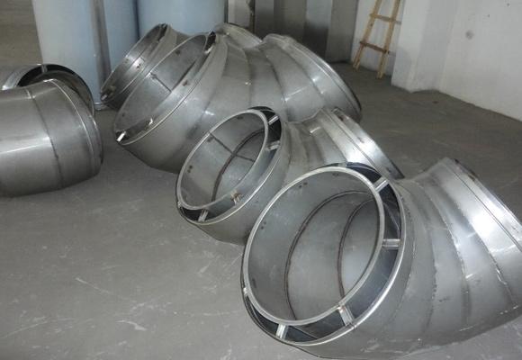 不锈钢烟囱定制