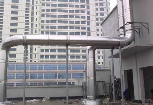 不锈钢保温烟囱项目定做安装