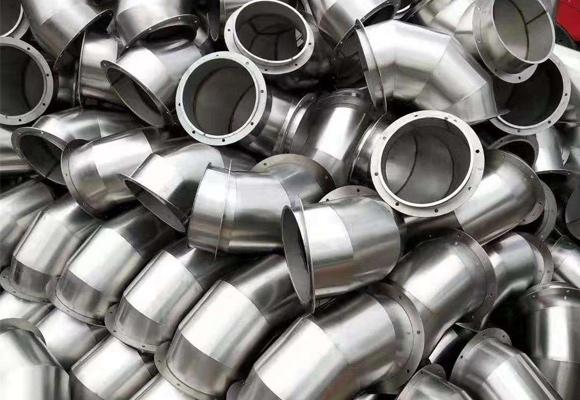不锈钢保温烟囱定制