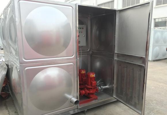 不锈钢消防水箱的5个优点介绍