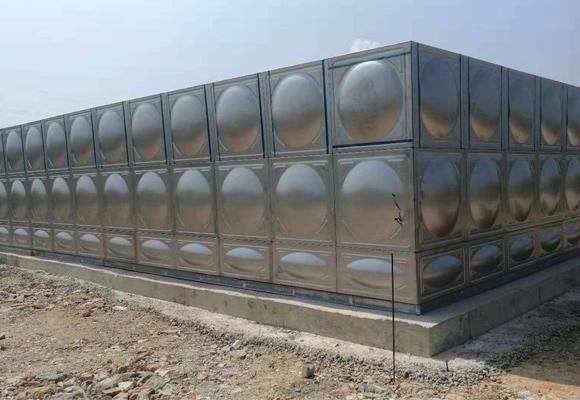 不锈钢水箱施工项目