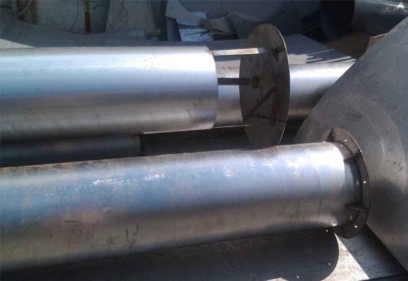 不锈钢烟囱加工安装